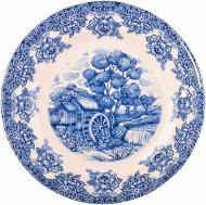 Тарілка обідня Млин 27 см 910-012 Claytan Ceramics
