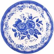 Тарілка обідня Victoria Blue 27 см 910-069 Claytan Ceramics