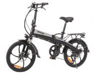 Електровелосипед Maxxter RUFFER (black-silver) RUFFER (black-silver)