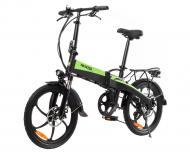 Електровелосипед Maxxter RUFFER (black-green) RUFFER (black-green)
