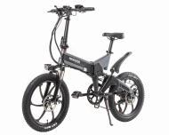 Електровелосипед Maxxter Ruffer Max black/grey