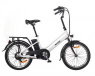 Електровелосипед Maxxter CITY LITE (white)