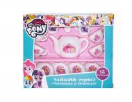 Набір My Little Pony Чайний сервіз Чаювання у Понівілі 12 предметів 121683