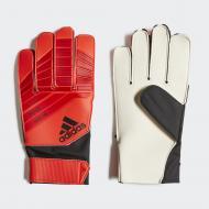 Воротарські рукавиці Adidas PRED YP DN8559 р. 4,5 червоний
