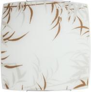 Світильник настінно-стельовий Nowodvorski Bambus 7 1x100 Вт E27 з малюнком