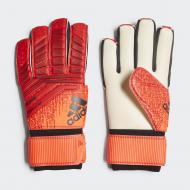 Воротарські рукавиці Adidas PRED COMP DN8566 р. 7 червоний