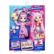 Набір з лялькою Failfix Total Makeover К'юті Каваї
