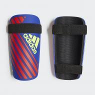 Щитки футбольні Adidas X LITE GUARD DN8609 р. XS червоно-синій