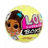 Набор с куклой L.O.L. Surprise! S3 Мальчики