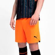 Шорты Puma FCSD Shorts Replica 76410401 р. L черный
