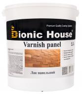 Лак панельний Bionic House глянець безбарвний 0,8 л