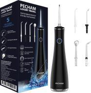Ирригатор Pecham Luxury Travel Black (6374059050915)