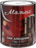 Лак ПФ-170 Мальва глянець 2,5 л