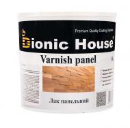 Лак панельний Bionic House напівмат безбарвний 0,8 л