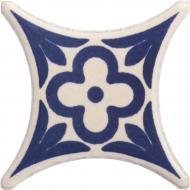 Плитка Azulejos Borja Тако естрелла азул 6,7x6,7