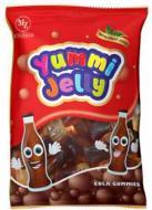 Цукерки жувальні Saadet Yummi Jelly Кола 80 г