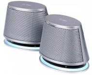 Акустична система F&D V620S 2.0 silver/grey