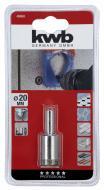 Сверло для плитки KWB 25x45 мм 20 мм 1 шт. 499820