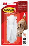 Дизайн крючок 3M Command большой 2 кг 1 крючок 2 полоски