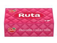 Серветки гігієнічні у коробці Ruta 60 шт.