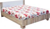 Ліжко Mebel Service Маркос 160x200 см дуб самоа