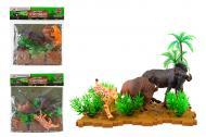 Игровой набор Животные JFL-2563B 2 вида в ассортименте