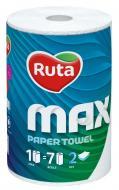 Паперові рушники Ruta Max двошаровий 1 шт.