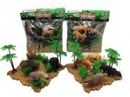 Набор игрушек Животные JFL-2564A 2 вида в ассортименте