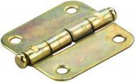 Петля універсальна ПН 5-40 Ц 40 мм жовтий