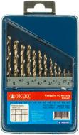 Набор сверл по металлу ЗІЗ ЗЗС-ДСС 1,5-6,5 мм 13 шт. 3149201