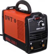 Інвертор зварювальний DWT DWT ММА-200 I