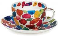Чашка с блюдцами Блобс 101000205