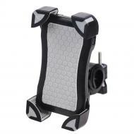 Велотримач для телефону PULSO UH-1010BK/GY чорний із сірим