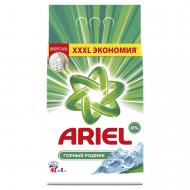 Пральний порошок для машинного прання Ariel Гірське джерело 6 кг