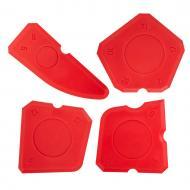 Набір шпателів для силікону гумовий Topex 16B472