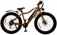 Електровелосипед LIKE.BIKE Hulk (brown)
