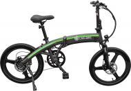Электровелосипед LIKE.BIKE Flash (gray/green)