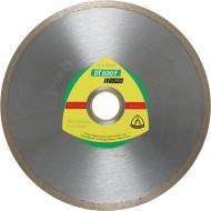 Диск алмазний відрізний Klingspor Supra DT600F 200x1,6x25,4/30 керамограніт , кераміка 325373
