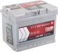 Акумулятор автомобільний Fiamm L2X 64P 64А 12 B 7905151 «+» ліворуч