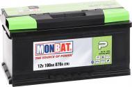 Акумулятор автомобільний Monbat P 100А 12 B A90B5X0_1 «+» праворуч