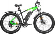 Електровелосипед LIKE.BIKE Bruiser (green/grey)