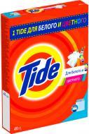 Пральний порошок для ручного прання Tide Для білого та кольорового 0,4 кг