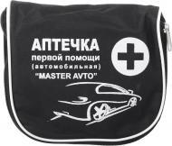 Аптечка автомобільна Poputchik згідно ТУ (02-002-М)