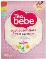 Стиральный порошок универсал Teo bebe Sweet Lavender & Natural soap 0,4 кг
