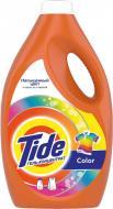 Гель для машинного прання Tide Рідкий пральний порошок Tide Color 1.820 л=4,2кг, 28 прань 1,82 л