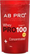 Протеїн AB PRO PRO 100 WHEY Concentrated (60%) 1000 г