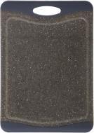 Дошка кухонна з ручкою Sapfir Non-Slip 28,4х20х1,1 см Flamberg