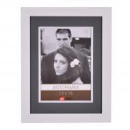 Рамка для фото Арт-Сервіс ЭА-01424 1 фото 18х24/13х18 см белый