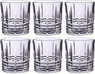 Набір склянок низьких Glacier 330 мл 6 шт 600-001 La Glass