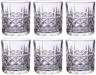Набір склянок низьких Diamond 330 мл 6 шт 600-002 La Glass